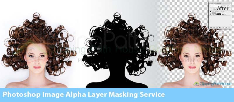 hair masking service