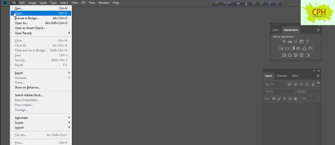 Path Selection Tool - Adobe Photoshop CC 2019