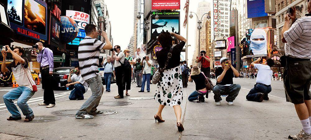 Contemporary Street Photographer