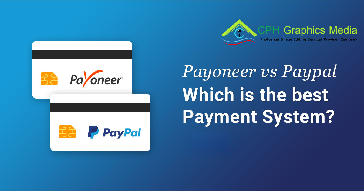 Paypal and Payoneer